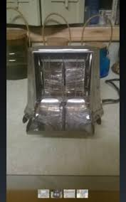 Art Deco Toaster New Vintage Toaster Anyone Know Year Collectors Weekly