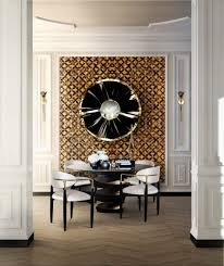 mirrors dining room 8 luxury wall mirrors for your dining room