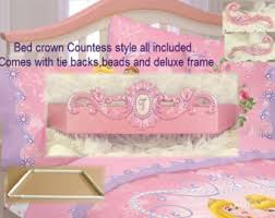Princess Canopy Bed Princess Canopy Etsy