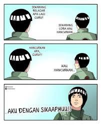 Meme Indo - foto kumpulan meme gokil naruto nyanyi lagu indonesia plus
