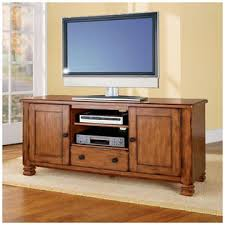 Tv Tables For Flat Screens Dorel Home Furnishings Summit Mountain Tuscany Oak Tv Stand