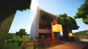 minecraft modern house yt