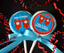 Thing One And Thing Two Party Decorations Dr Seuss Thing 1 Thing 2 Onesies U003cbr U003epersonalized Twins Baby Shower