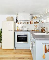 light blue kitchen cabinets uk 10 of the best design ideas for a small kitchen with big