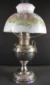 Vintage Light Fixtures For Sale Kerosene Lanterns For Sale Plume Atwood Nickel Table