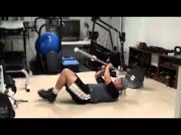 Training Bench Press Chest Training And Bench Press Training At Home One Side Loaded