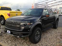 Ford Raptor Truck Black - 2013 ford raptor crewcab all black the chicago garage