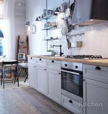 Best Ikea Kitchens Images On Pinterest Drawer Kitchen Ideas - White kitchen cabinets ikea