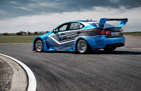 lexus sports car isf lexus is f race car generates 600 horsepower