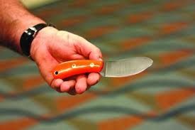 Blind Horse Knives This Is My Knife U201d Bhk Camp M U C Ohiovalleyoutdoors Com
