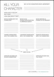 write a scene writing worksheet wednesday writing worksheets