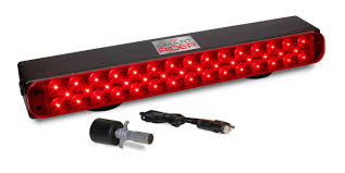 wireless tow light bar lite it wireless led smart rider towlight custer products