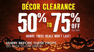 decor clearance spirit decor clearance sale savings 50 75