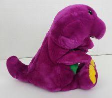 Barney And The Backyard Gang Doll Daikin Barney Toys Ebay