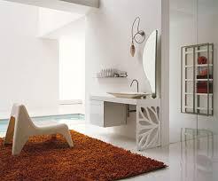 Contemporary Bathroom Rugs Luxury White Bathroom Design Interior Design Architecture And