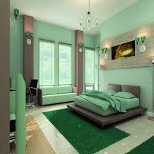 green themed bedroom awesome green decor archives home adorable