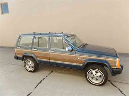 old jeep grand wagoneer classic jeep wagoneer for sale on classiccars com