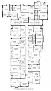 dlf new town heights floor plan realtech nirman the indiana in new town kolkata by realtech