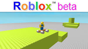 Roblox Maps The First Game Ever Made In Roblox Youtube
