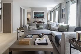 contemporary home interior designs roselind wilson design creates luxurious 1 700 sq ft flat
