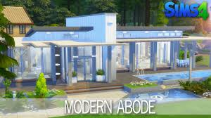 apartments building a modern home the sims house building modern