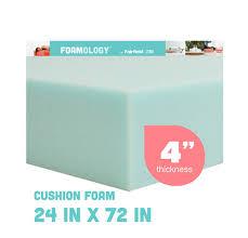 Cushion Sponge Material Fairfield World Soft Support Foam 72