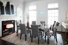 Side Chairs Living Room by Irvine Side Chair Graphite American Signature Furniture