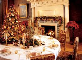 Decorations For The Home Victorian Christmas Decorations For The Home Christmas On A