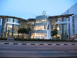 mercedes showroom mercedes is looking great in luxury car market of singapore and india