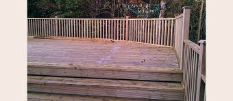 decking for landscaping and garden design in belfast by greenscape ni