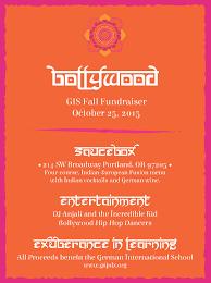 Bollywood Invitation Cards Bollywood U2014 Portland Or Freelance Graphic Design Jsm Creative
