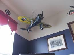 Aviation Home Decor Airplane Decor Nursery Vintage Airplane Decor All Home Decorations