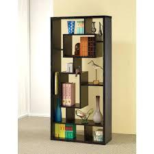 Ladder Bookcase Black by Bookcase Coaster Bookcase For Living Space Coaster Bookcase