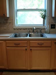 tile accents for kitchen backsplash tutorial tile kitchen back