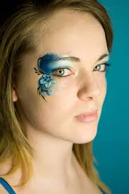 25 best eye face painting ideas on pinterest butterfly face