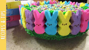 peeps easter cake easter ideas 2014 the290ss youtube