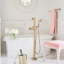 Bathroom Accent Table Bathroom Round Lucite Accent Table Design Ideas