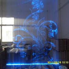 Fiber Optic Curtains Fiber Optic Light Curtain Wall Calligraphy And Painting Fiber