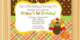thanksgiving invitations birthday thanksgiving blessings
