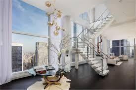 25 luxury new york penthouse penthouses in nyc amazing hall with
