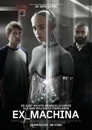 extra large movie poster image for ex machina movies imdb
