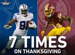 mind blowings stats for 2016 thanksgiving nfl