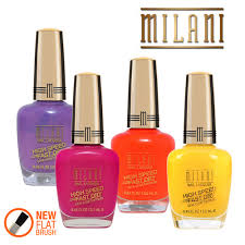 milani high speed fast dry nail lacquer 0 45oz