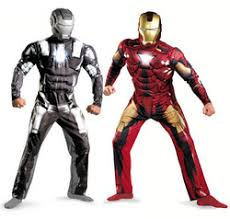 Iron Man Halloween Costume Iron Man 2 Costumes Rate Movie
