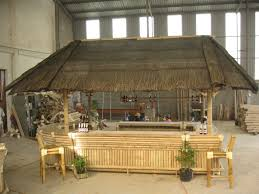 perfect bamboo tiki bar u2014 best home decor ideas build bamboo