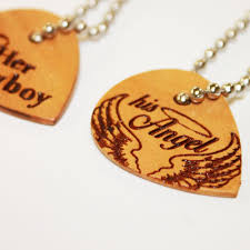 wooden necklaces cowboy angel wooden necklaces country thang gifts