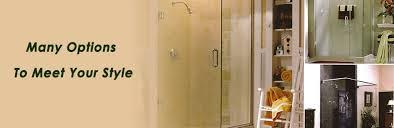 shower door glass replacement reston glass shower door glass windows mirrors va sterling