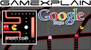 Maps Google Com Seattle by Play Ms Pac Man In Google Maps Now April Fools Day 2017 Youtube