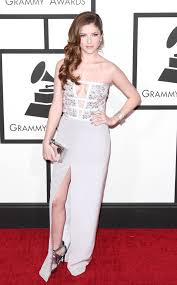 E Red Carpet Grammys Anna Kendrick From 2014 Grammys Red Carpet Arrivals E News