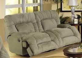 microfiber chaise sofa jackpot power reclining chaise sofa in sage microfiber fabric by